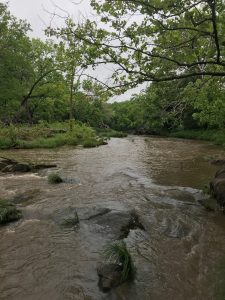 Blue River Oklahoma