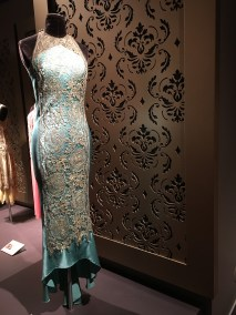Downton Abbey The Exhibition Lady Mary Evening Dress