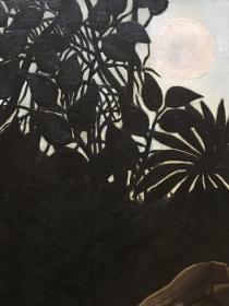 Rousseau detail