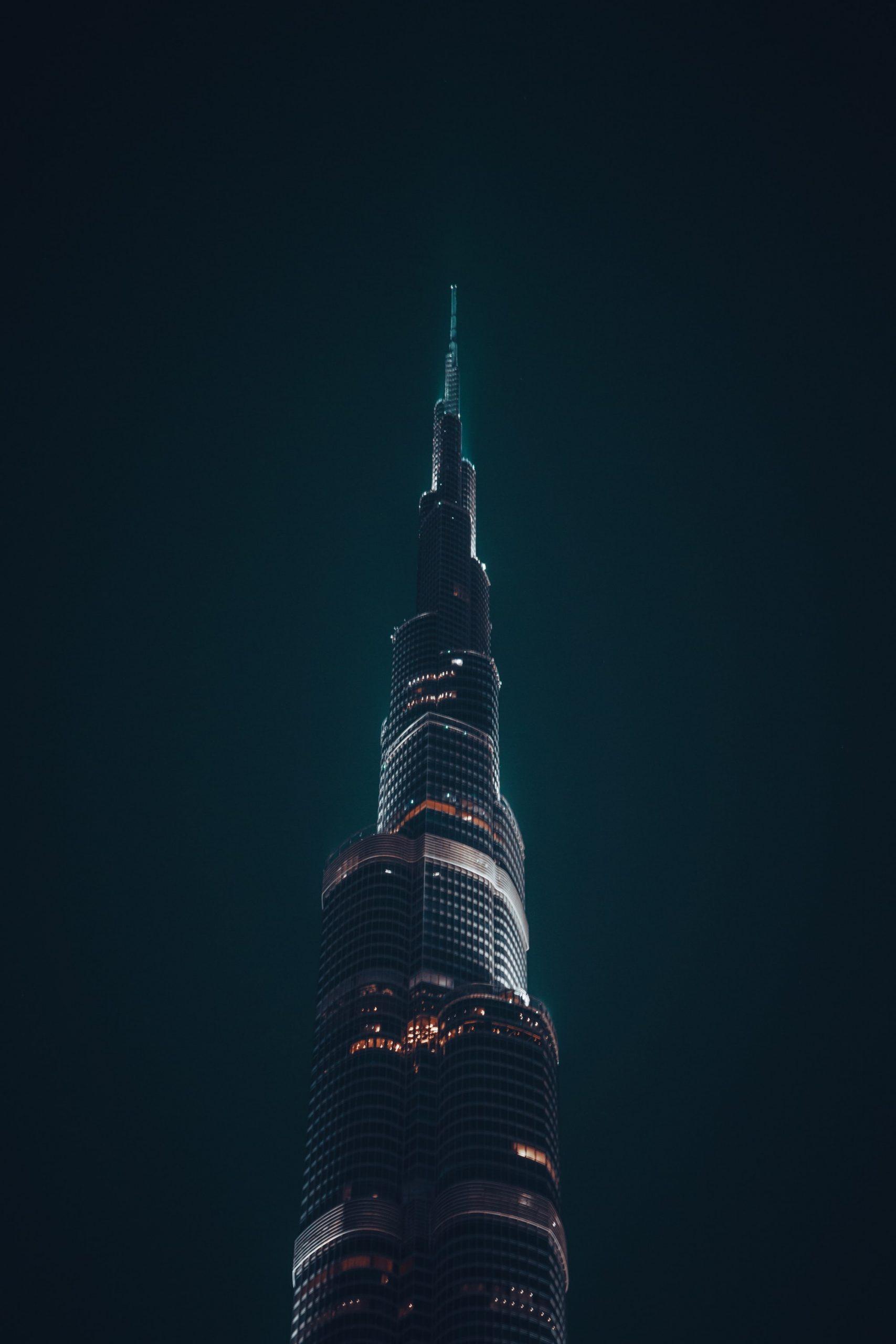 How Burj Khalifa, World's Tallest Building was built.