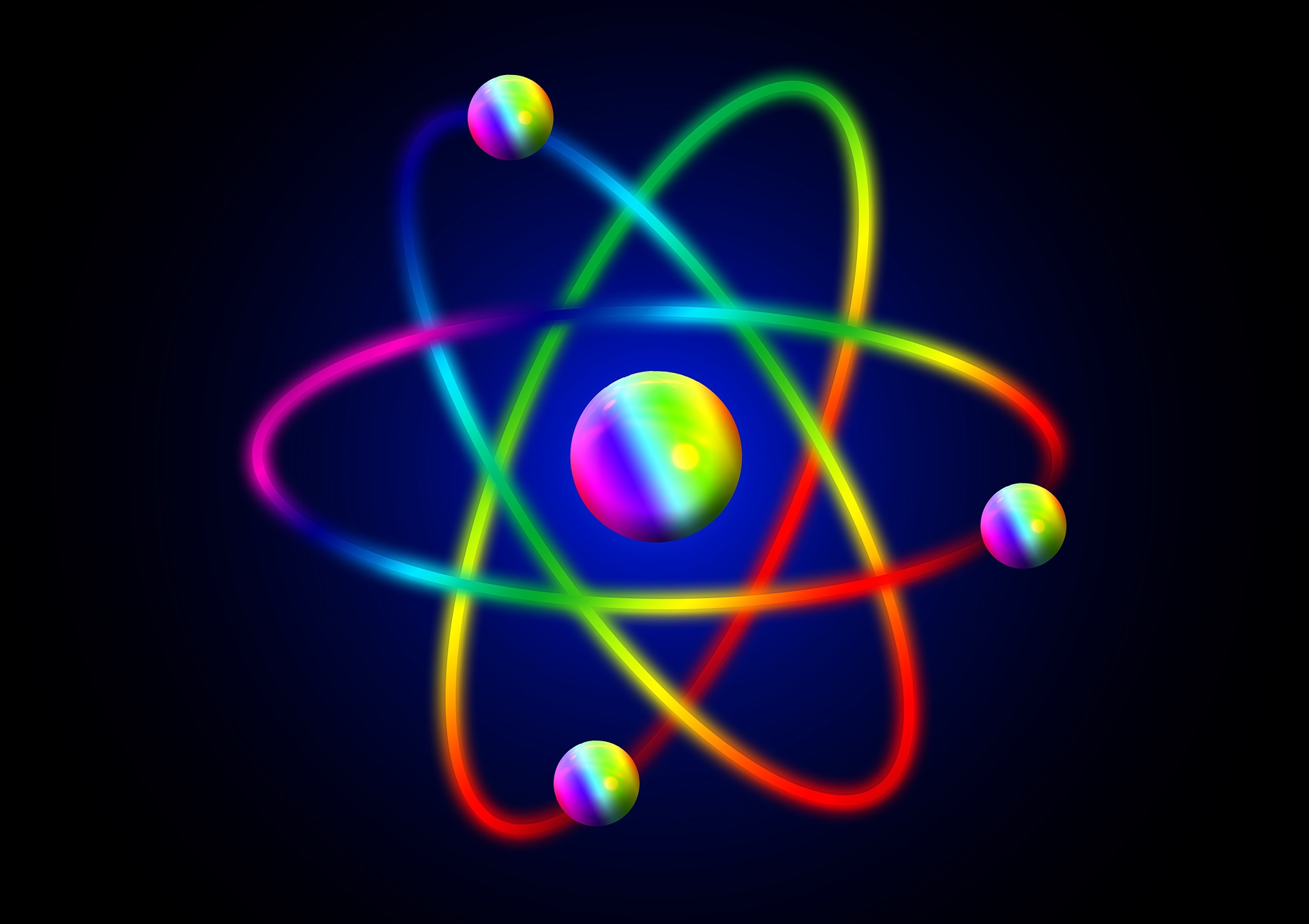 The Unimaginable Small Atoms in The Universe.