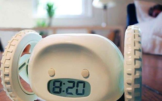 Creative Alarm Clocks For Heavy Sleepers