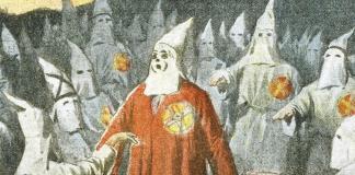 klux klux klan kkk white terrorism