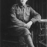 1918_Private_BenGurion_volunteer_in_Jewish_Legion