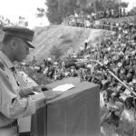Chief_of_staff_Yitzhak_Rabin_speaking_at_the_mount_scopus_amphitheatre_after_receiving_an_honorary_doctorate_from_the_Hebrew_University_at_the_end_of_the_Six_Day_War._June_1967._D91-126