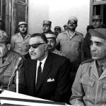 Nasser_and_Riad_at_war_front,_1968