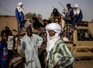 Growing Violence in West Africa