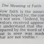 faithconvictoin