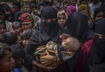 uighurs and rohingya