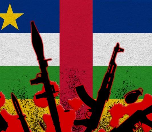 central african republic CAR