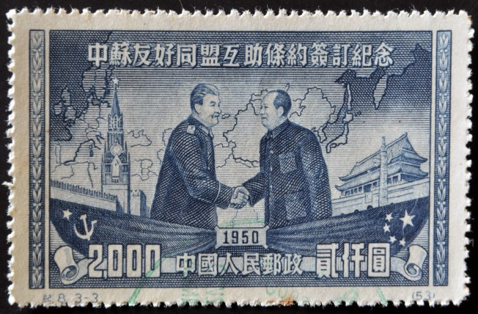 stalin and mao evil men