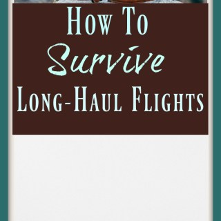 How To Survive Long Haul Flights. How I survive long international flights. What to do to get upgraded seats at no additional fee. How to pack and relax.