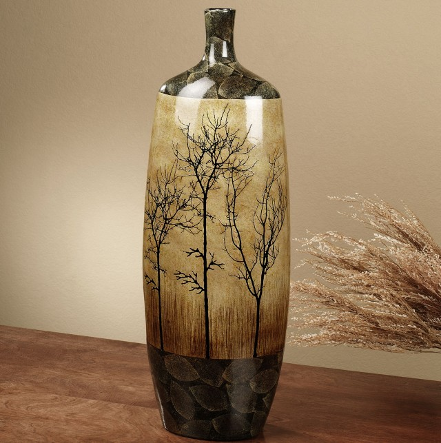 Contemporary Large Floor Vases