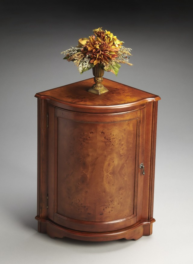 Foyer Corner Accent Tables