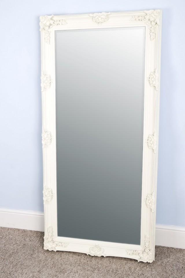 Full Length Wall Mirror Target