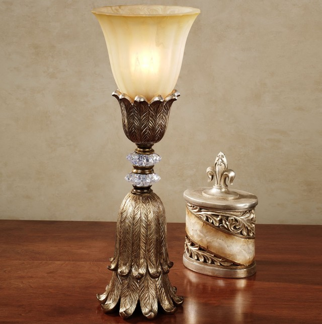 Gold Accent Table Lamps