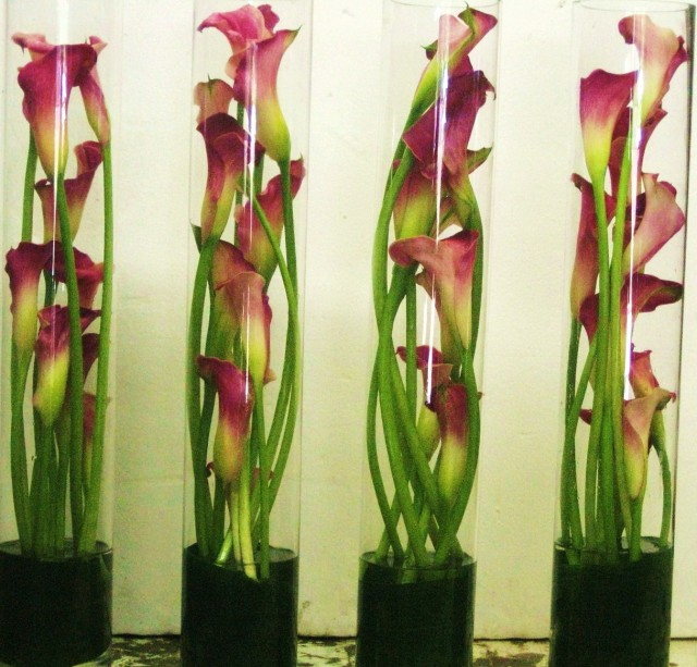 Large Glass Vases Wholesale