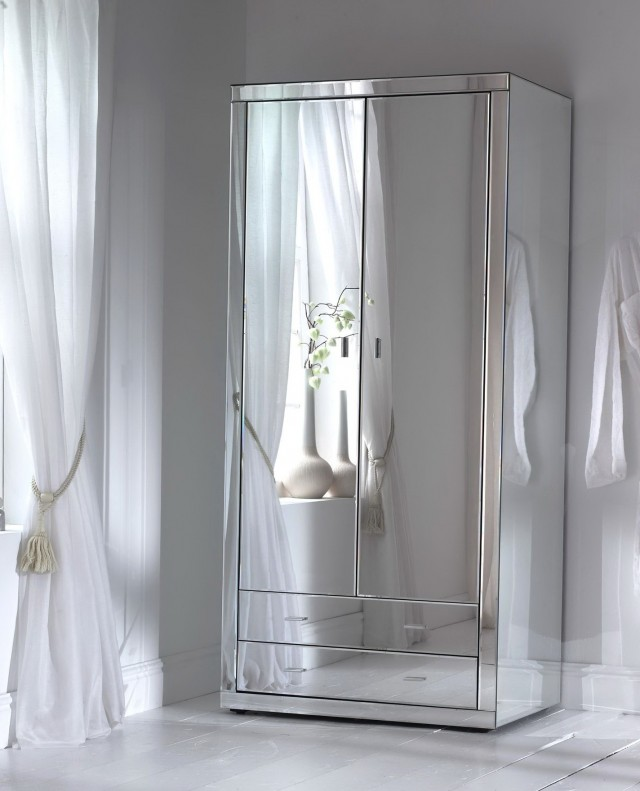 Mirrored Bedroom Furniture Uk