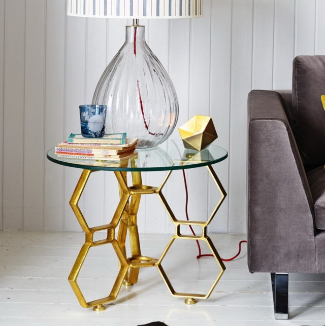 Round Side Table Designs