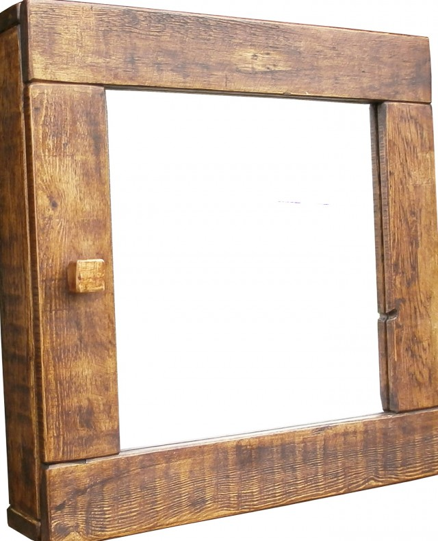 Bathroom Mirror Cabinets Wood