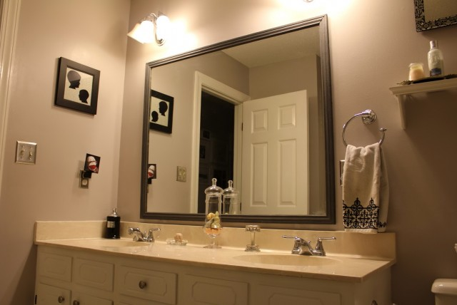 Bathroom Wall Mirrors Lowes