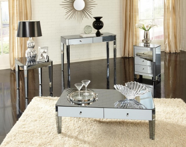 Cheap Mirrored Furniture Sets