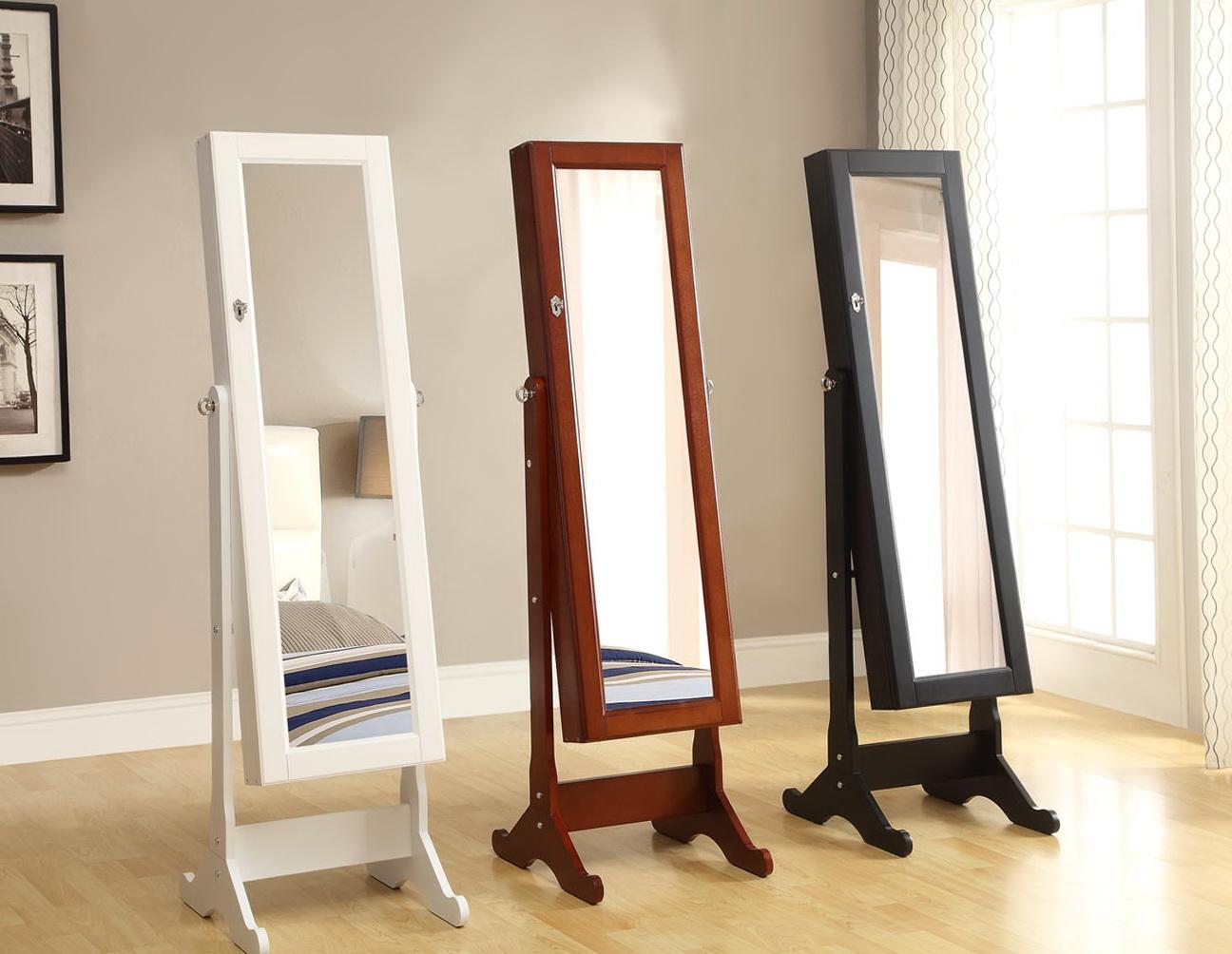 Costco Mirror Jewelry Cabinet