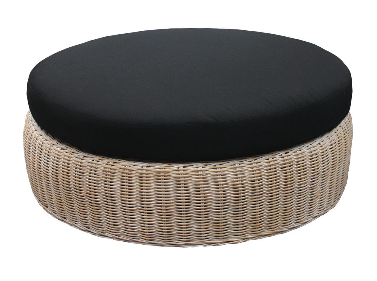 Diy Round Coffee Table Ottoman
