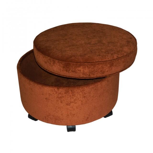 Extra Large Round Ottoman