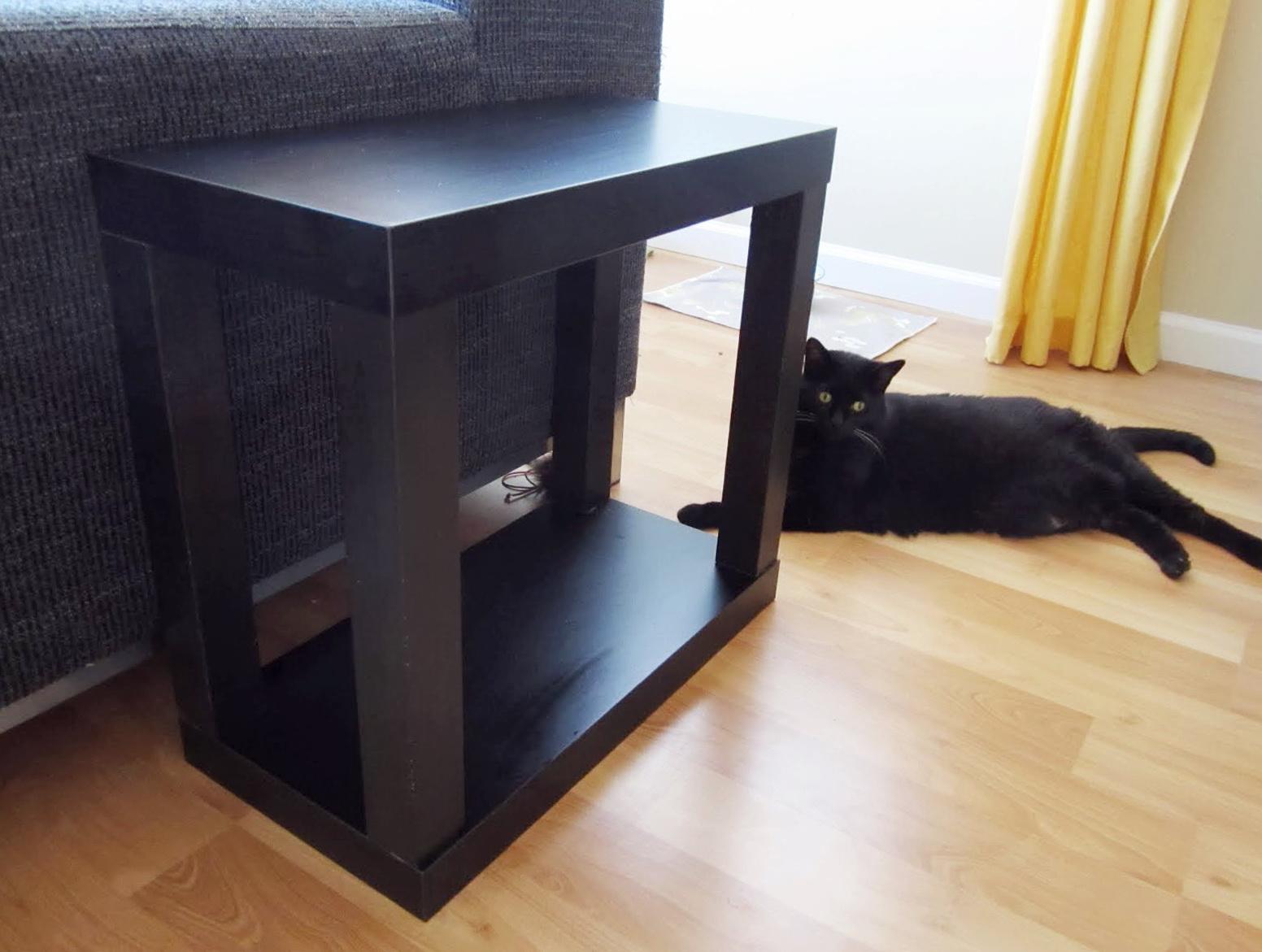 Ikea Lack Side Table Ideas