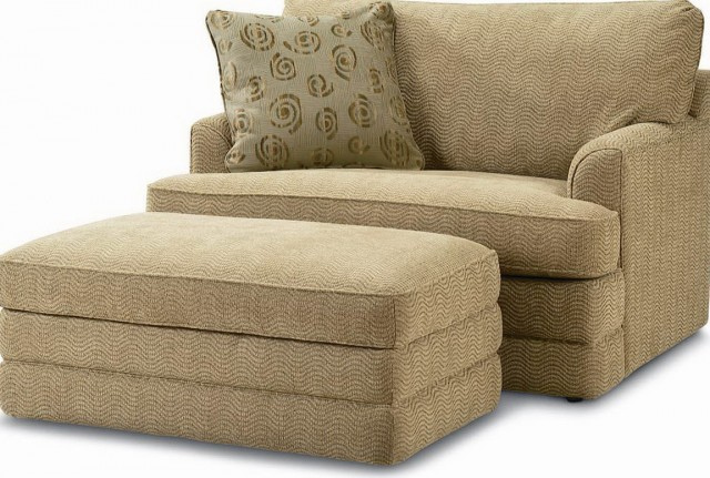 Lazy Boy Recliner With Ottoman