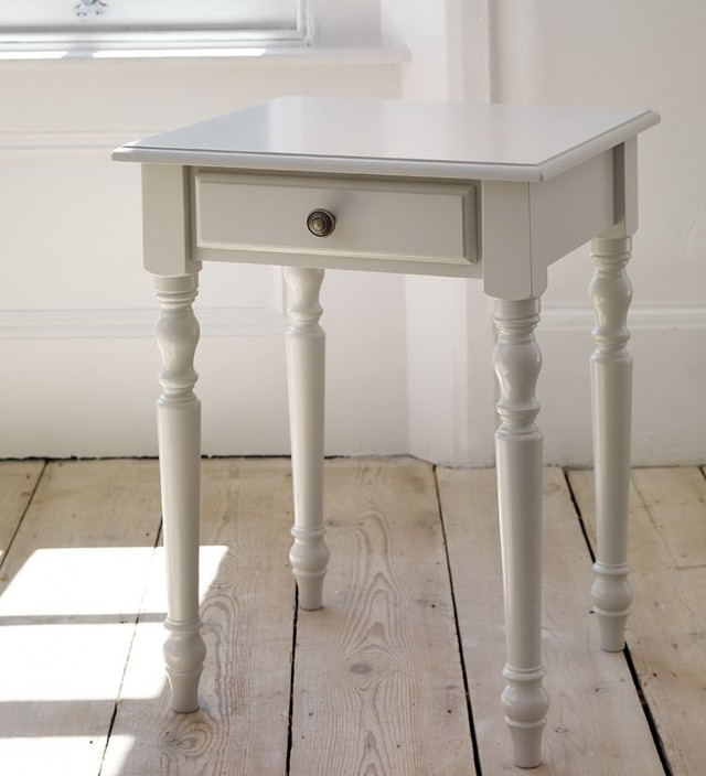 Side Table Ideas For Bedroom