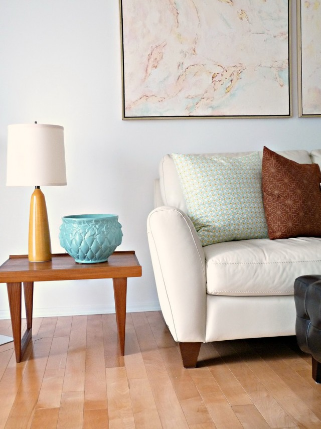 Side Table Ideas For Living Room