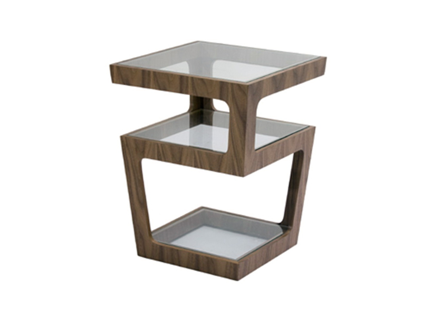 Sofa Side Table Sokano Square Shaped Simple Coffee Table