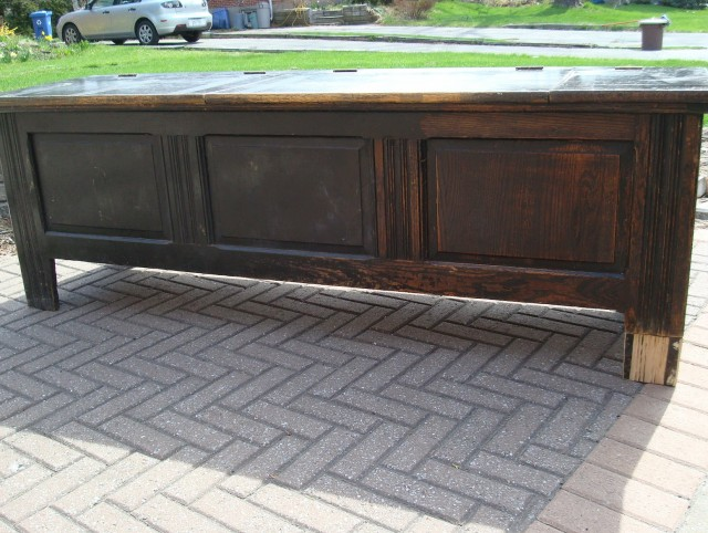 Storage Bench Seat Diy