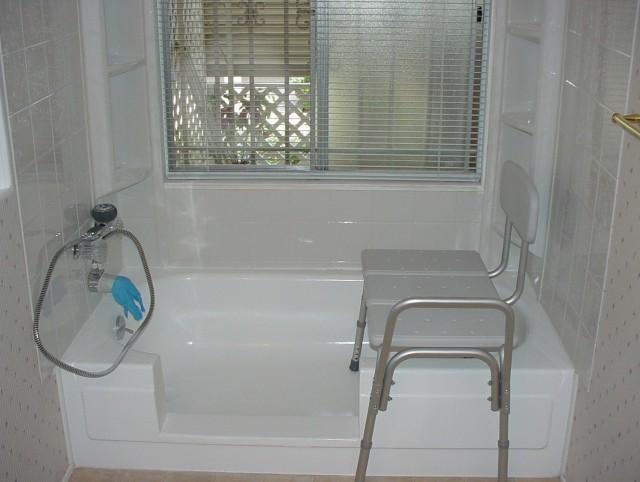 Tub Transfer Bench Lowes