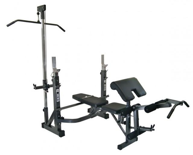 Weider Pro Weight Bench Set