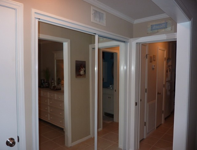 Closet Mirror Doors Home Depot
