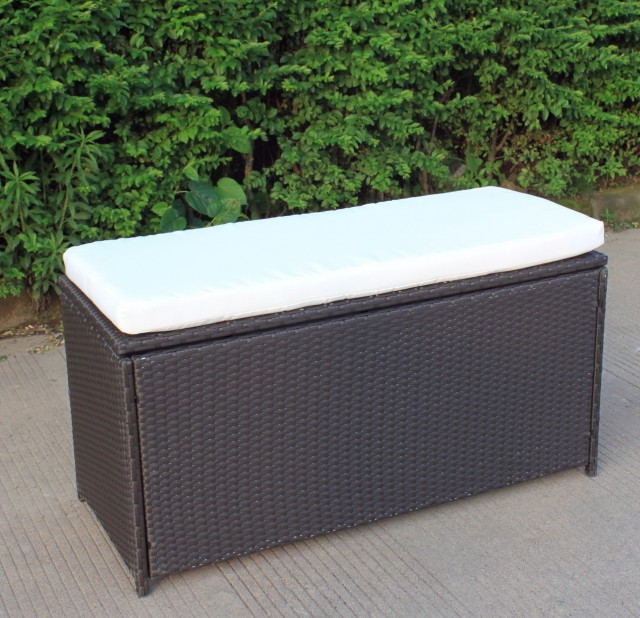 Diy Outdoor Bench With Storage