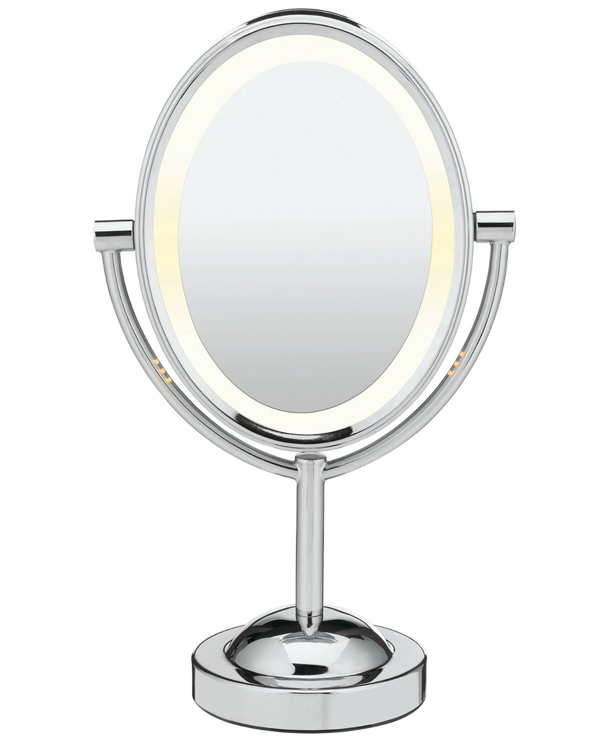 Double Sided Mirror With Light