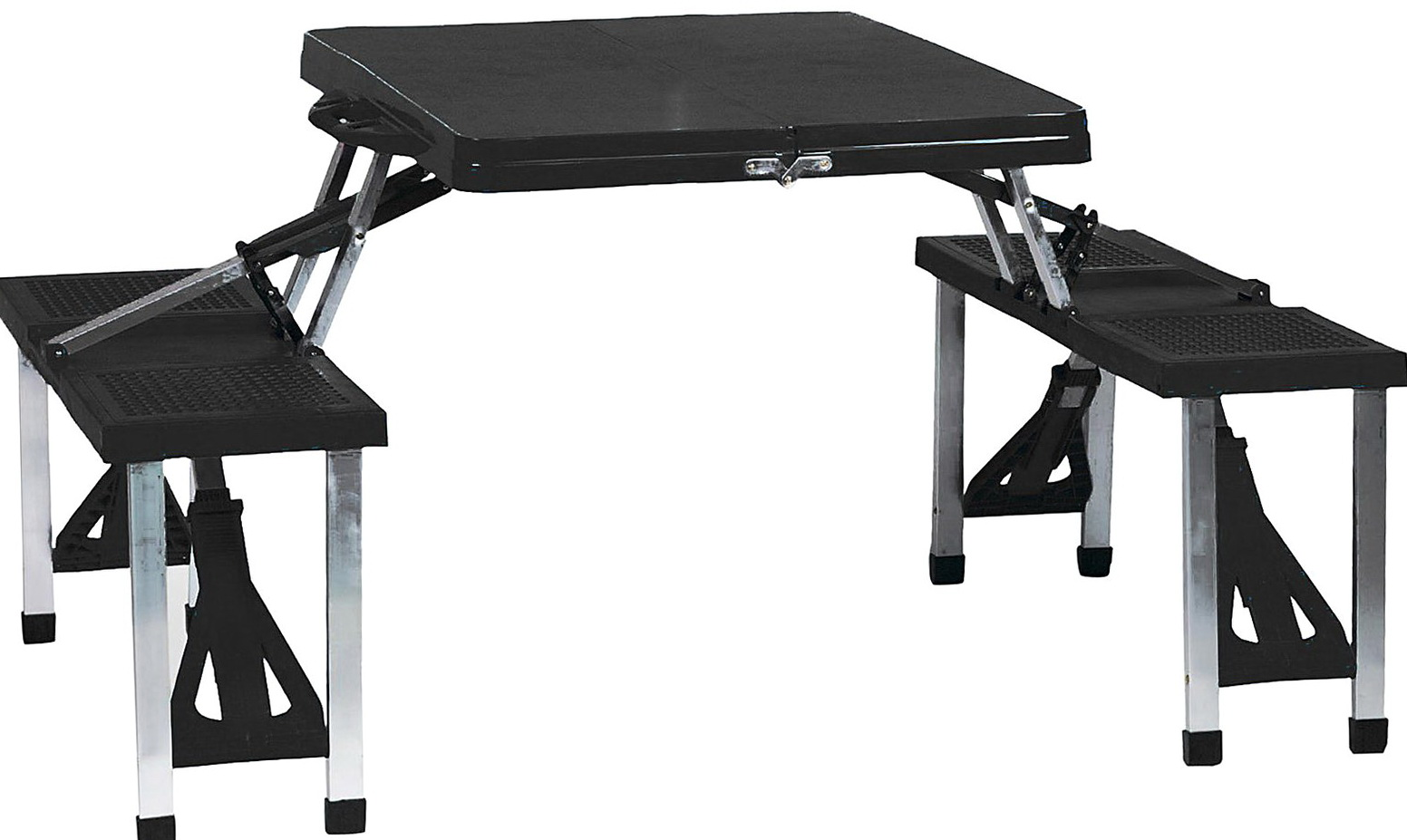 Folding Picnic Table Bench Seat Combination