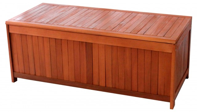How To Build A Storage Chest Bench