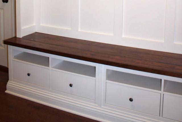 Ikea Hemnes Shoe Bench