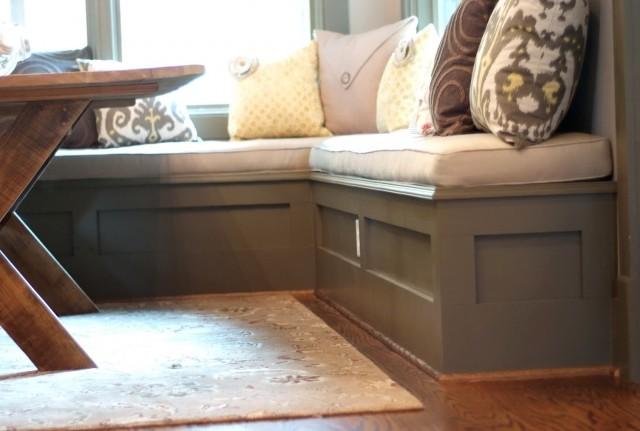 Kitchen Nook Bench Seating