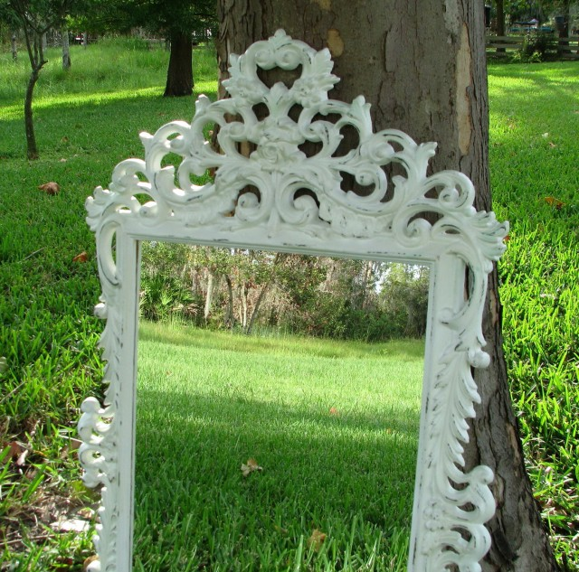 Large Shabby Chic Mirrors Uk