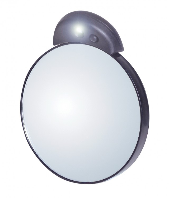 Lighted Magnifying Makeup Mirror 10x