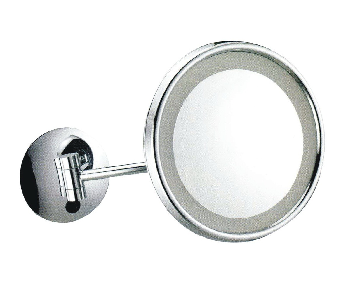 Lighted Magnifying Makeup Mirror 20x
