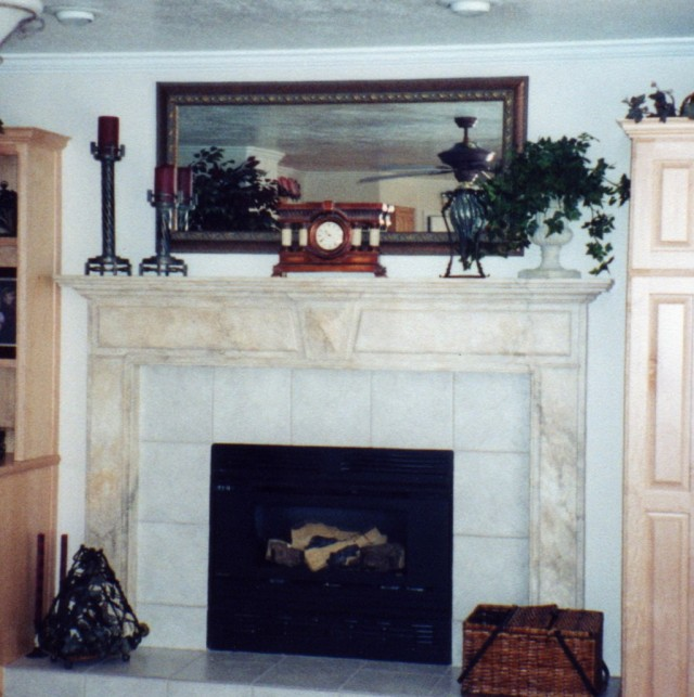 Mirror Over Fireplace Feng Shui