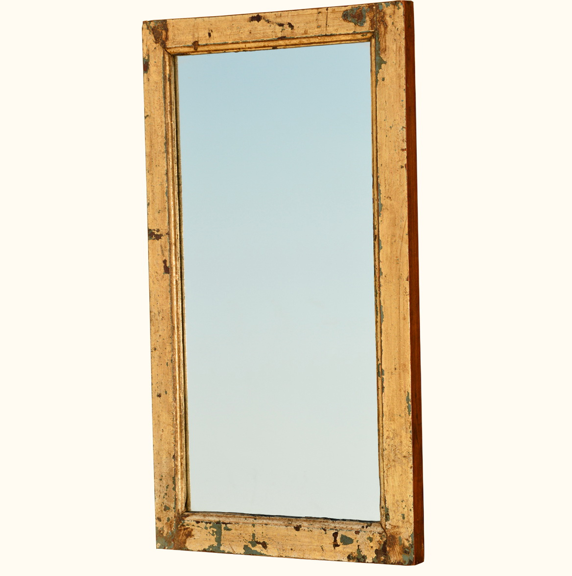 Rustic Wood Framed Mirrors
