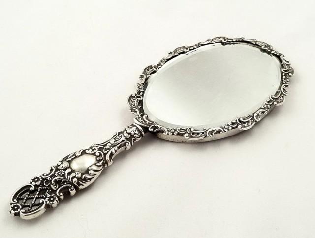 Victorian Hand Held Mirrors